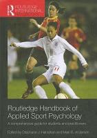 Routledge Handbook of Applied Sport Psychology PDF