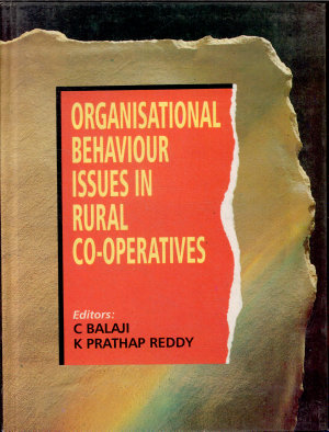 Organisational Behaviour Issues in Rural Co operatives PDF
