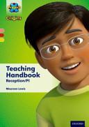 Project X Origins: PinkYellow Book Bands, Oxford Levels 1+-3: Teaching Handbook Reception/|