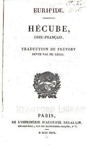 ... Hécube: grec-français