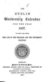 The Dublin University Calendar