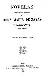 Novelas ejemplares y amorosas: Página 1