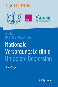S3 Leitlinie Nationale VersorgungsLeitlinie Unipolare Depression PDF