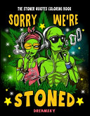 Stoner Quotes Coloring Book