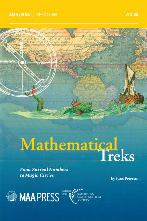 Mathematical Treks  From Surreal Numbers to Magic Circles