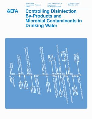 Controlling disinfection byproducts and microbial contaminants in drinking water