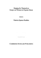 Singing for Themselves PDF