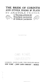 The Works of Anatole France in an English Translation: Volume 30