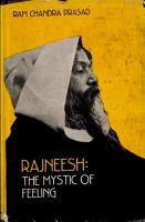 Ranjneesh  the Mystic of Feeling PDF