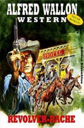 Revolver-Rache: Cassiopeiapress Western/ Edition Bärenklau