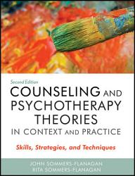 Counseling And Psychotherapy Theories In Context And Practice Book PDF