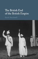 The British End of the British Empire PDF