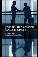 The Trusted Advisor Sales Engineer