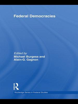 Federal Democracies PDF