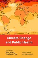 Climate Change and Public Health PDF