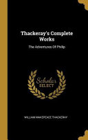 Thackeray's Complete Works, Illustrated