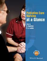 Palliative Care Nursing at a Glance PDF