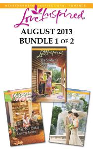Love Inspired August 2013   Bundle 1 of 2 Book
