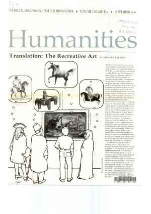 Humanities PDF