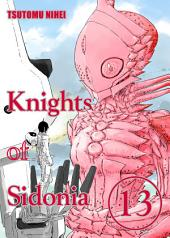 Knights of Sidonia: Volume 13