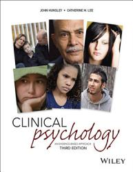 Introduction to Clinical Psychology  3rd Canadian Edition PDF