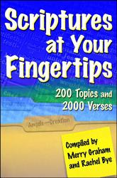 Scriptures At Your Fingertips Book PDF