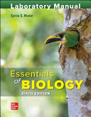 Lab Manual for Essentials of Biology PDF