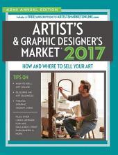 Artist's & Graphic Designer's Market 2017: Edition 42