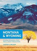 Moon Montana and Wyoming