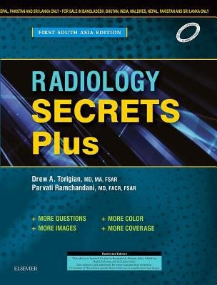 Radiology Secrets  First South Asia Edition   EBook PDF