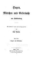 Bd  Sagen und M  rchen PDF