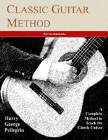 Classic Guitar Method    Fifth Edition PDF