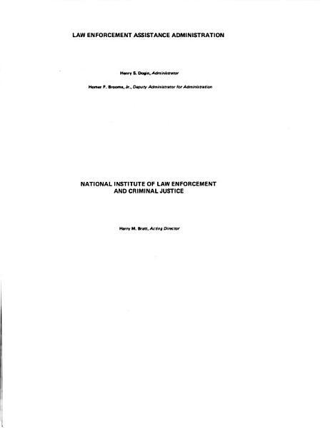 Arson Prevention and Control PDF