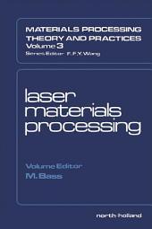 Laser Materials Processing