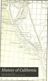 History of California: Volume 21