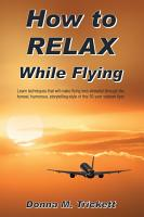 How to Relax While Flying PDF