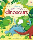 Peep Inside Dinosaurs