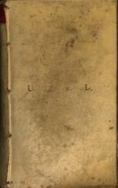 Aegidii Strauchii ... Tabulae sinuum tangentium logarithmorum et per universam mathesin
