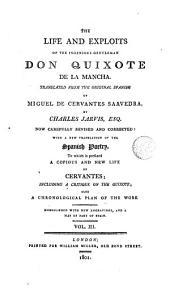 The Life and Exploits of the Ingenious Gentleman Don Quixote de la Mancha,3