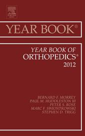 Year Book of Orthopedics 2012 - E-Book