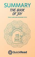 The Book of Joy by Dalai Lama and Desmond Tutu  Summary  PDF