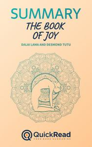 The Book of Joy by Dalai Lama and Desmond Tutu (Summary) Book