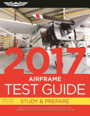 Airframe Test Guide 2017