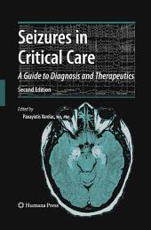 Seizures in Critical Care: A Guide to Diagnosis and Therapeutics, Edition 2