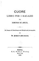 Cuore: libro per i ragazzi, da Edmondo de Amicis