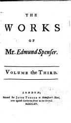 The Works Of Mr Edmund Spenser Book PDF