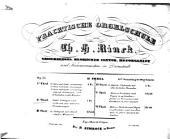 Pracktische Orgelschule: 15te Sammlung der Orgelstücke ; op. 55. Pedal-Übungen und 12 Choräle mit mehreren Veränderungen. 2