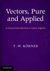 Vectors  Pure and Applied PDF