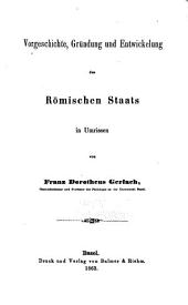 Historische Studien: Th. Geschichtliche Forschung und Darstellung ... Basel, J.J. Mast, 1847