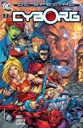 DC Special Cyborg (2008-) #2